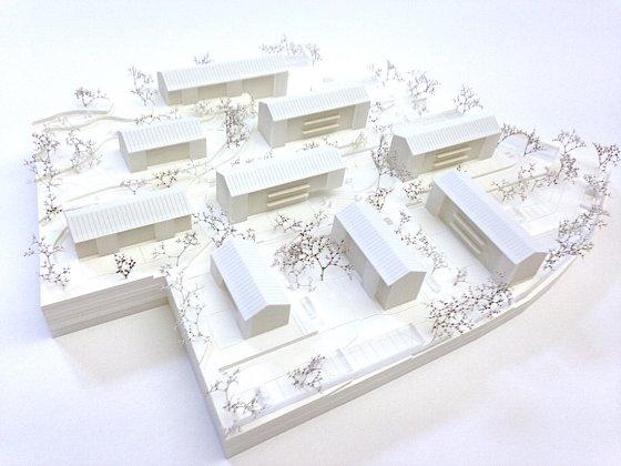 Wohnbauten architekt di paul mikolasch for Holzbau bad aussee